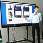 В ГБОУ СОШ с. Зуевка работают над качеством образования средствами цифровой образовательной среды