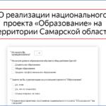 """Изучение общественного мнения о реализации национального проекта """"Образование"""""""