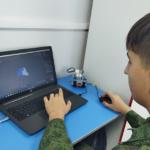 Ребята из м.р.Алексеевский успешно осваивают 3D моделирование в технопарке