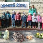 наш урожай 2015